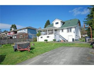 Photo 8: 1504 HAMILTON Street in New Westminster: West End NW House for sale : MLS®# V1001160