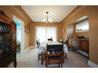 Photo 4: 1504 HAMILTON Street in New Westminster: West End NW House for sale : MLS®# V1001160