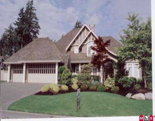 "Photo 1: 2309 133RD ST in White Rock: Elgin Chantrell House for sale in ""BRIDLEWOOD WEST"" (South Surrey White Rock)  : MLS®# F2613674"