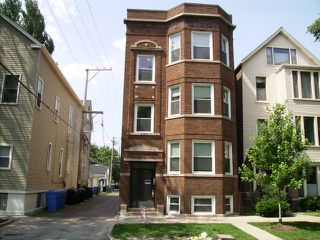 Main Photo: 1142 WELLINGTON Avenue Unit 1 in CHICAGO: Lake View Rentals for rent ()  : MLS®# 08655188