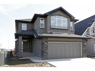 Photo 1: 143 CRANARCH Terrace SE in Calgary: Cranston Residential Detached Single Family for sale : MLS®# C3647123