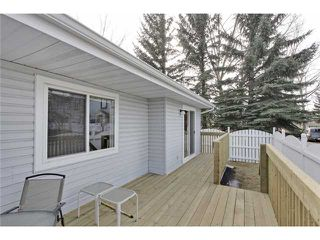 Photo 18: 75 LINCOLN Manor SW in Calgary: Lincoln Park House for sale : MLS®# C3654856