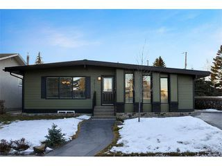 Main Photo: 9811 7 Street SE in Calgary: Acadia House for sale : MLS®# C4014383