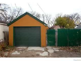Photo 18: 443 Horace Street in WINNIPEG: St Boniface Residential for sale (South East Winnipeg)  : MLS®# 1528754