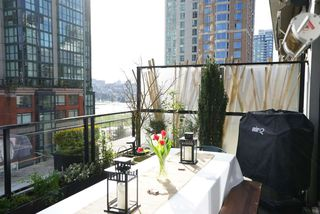 "Photo 3: 504 1275 HAMILTON Street in Vancouver: Yaletown Condo for sale in ""Alda"" (Vancouver West)  : MLS®# R2036264"