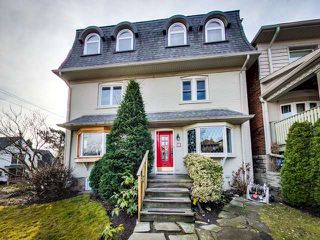 Main Photo: 89 Deforest Road in Toronto: High Park-Swansea House (3-Storey) for sale (Toronto W01)  : MLS®# W3443202