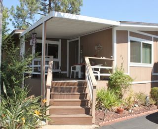 Photo 1: SOUTHWEST ESCONDIDO Manufactured Home for sale : 2 bedrooms : 1751 W Citracado #291 in Escondido