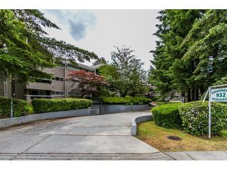 "Photo 1: 214 932 ROBINSON Street in Coquitlam: Coquitlam West Condo for sale in ""THE SHAUGHNESSY"" : MLS®# R2073443"