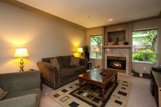 """Photo 2: 107 19908 56 Avenue in Langley: Langley City Townhouse for sale in """"Chenier Place"""" : MLS®# R2078671"""