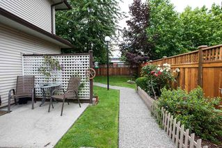 """Photo 18: 107 19908 56 Avenue in Langley: Langley City Townhouse for sale in """"Chenier Place"""" : MLS®# R2078671"""
