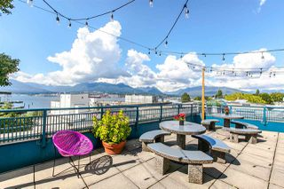 "Photo 20: 420 2001 WALL Street in Vancouver: Hastings Condo for sale in ""CANNERY ROW"" (Vancouver East)  : MLS®# R2081753"