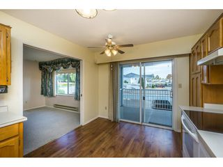 "Photo 6: 48 32691 GARIBALDI Drive in Abbotsford: Abbotsford West Townhouse for sale in ""Carriage Lane"" : MLS®# R2096442"
