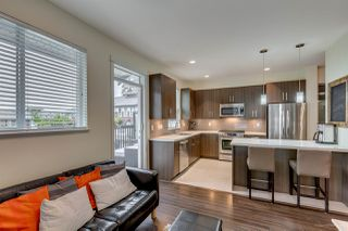 Photo 3: 16 3431 GALLOWAY Avenue in Coquitlam: Burke Mountain Townhouse for sale : MLS®# R2099337