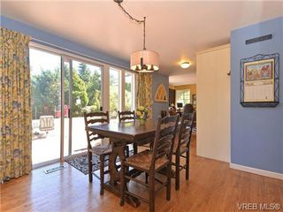 Photo 5: 1908 Ferndale Rd in VICTORIA: SE Gordon Head House for sale (Saanich East)  : MLS®# 741388