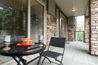 "Photo 20: 103 15145 36 Avenue in Surrey: Morgan Creek Condo for sale in ""EDGEWATER"" (South Surrey White Rock)  : MLS®# R2145908"