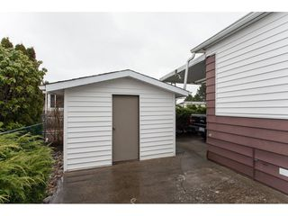"Photo 20: 106 2303 CRANLEY Drive in Surrey: King George Corridor Manufactured Home for sale in ""Sunnyside"" (South Surrey White Rock)  : MLS®# R2150906"