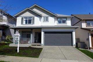 "Photo 1: 14955 58A Avenue in Surrey: Sullivan Station House for sale in ""Sullivans Meadow"" : MLS®# R2154924"