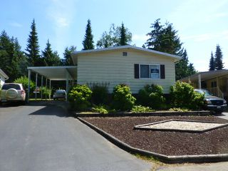 "Photo 1: 103 3665 244 Street in Langley: Otter District Manufactured Home for sale in ""LANGLEY GROVE ESTATES"" : MLS®# R2187800"