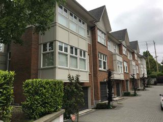 Photo 1: 6592 ARBUTUS Street in Vancouver: S.W. Marine Townhouse for sale (Vancouver West)  : MLS®# R2194199