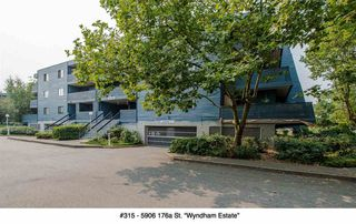"Photo 2: 315 5906 176A Street in Surrey: Cloverdale BC Condo for sale in ""WYNDHAM ESTATE"" (Cloverdale)  : MLS®# R2194387"
