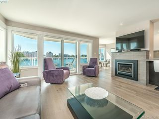 Photo 4: 204 55 Songhees Road in VICTORIA: VW Songhees Condo Apartment for sale (Victoria West)  : MLS®# 383374
