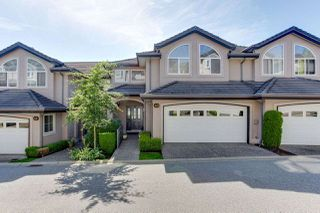 Main Photo: 40 678 CITADEL Drive in Port Coquitlam: Citadel PQ Townhouse for sale : MLS®# R2219402