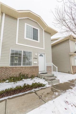 Main Photo: 2744 Cranbourn Crescent in Regina: Windsor Park Condominium for sale : MLS®# SK712198