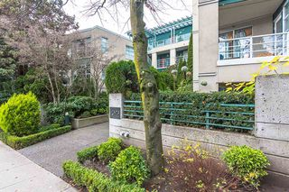 "Photo 20: 107 2575 W 4TH Avenue in Vancouver: Kitsilano Condo for sale in ""SEAGATE"" (Vancouver West)  : MLS®# R2226582"