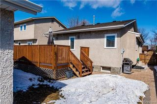 Photo 15: 495 Paddington Road in Winnipeg: River Park South Residential for sale (2F)  : MLS®# 1808177