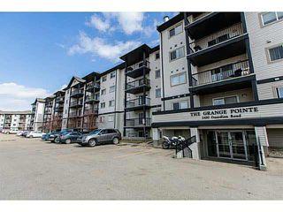 Main Photo: 118 2430 GUARDIAN Road in Edmonton: Zone 58 Condo for sale : MLS®# E4109478