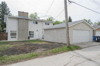 Photo 19: 1552 Mathers Bay in Winnipeg: River Heights South Residential for sale (1D)  : MLS®# 1813683