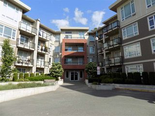 "Photo 1: C325 20211 66 Avenue in Langley: Willoughby Heights Condo for sale in ""ELEMENTS"" : MLS®# R2273080"