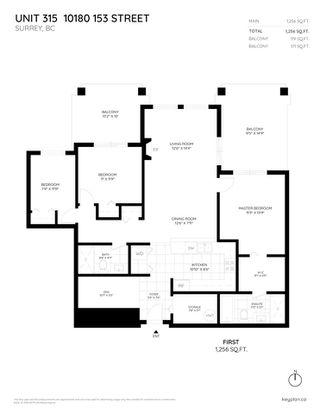 "Photo 17: 315 10180 153 Street in Surrey: Guildford Condo for sale in ""Charlton Park"" (North Surrey)  : MLS®# R2292035"