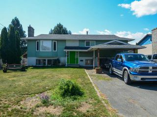 Photo 1: 857 PUHALLO DRIVE in : Westsyde House for sale (Kamloops)  : MLS®# 147310