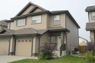 Main Photo:  in Edmonton: Zone 28 House Half Duplex for sale : MLS®# E4126592