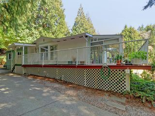 Photo 1: 33 5838 Blythwood Rd in SOOKE: Sk Saseenos Manufactured Home for sale (Sooke)  : MLS®# 796820