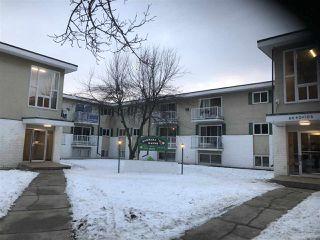 Photo 2: 307 8640 106 Avenue in Edmonton: Zone 13 Condo for sale : MLS®# E4130231