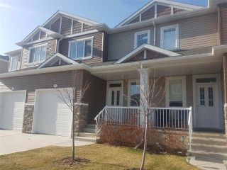 Main Photo: 32 18230 104A Street in Edmonton: Zone 27 Townhouse for sale : MLS®# E4134019