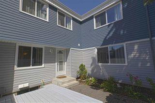 Main Photo: 110 14707 53 Avenue in Edmonton: Zone 14 Townhouse for sale : MLS®# E4135087