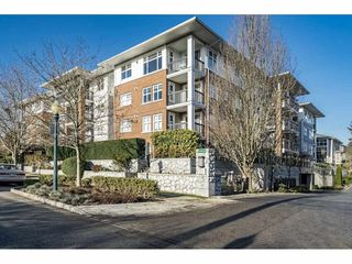 "Main Photo: 302 995 W 59TH Avenue in Vancouver: South Cambie Condo for sale in ""Churchill Gardens"" (Vancouver West)  : MLS®# R2327007"