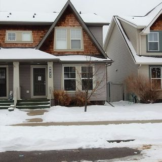 Main Photo: 6027 214 Street in Edmonton: Zone 58 House Half Duplex for sale : MLS®# E4139070