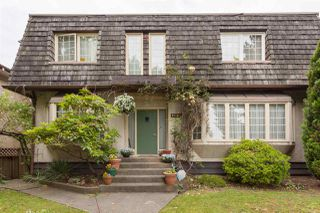 Main Photo: 1657 SW MARINE Drive in Vancouver: S.W. Marine House for sale (Vancouver West)  : MLS®# R2330661