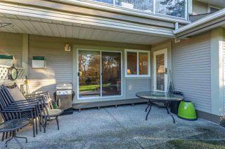 "Photo 19: 21 12071 232B Street in Maple Ridge: East Central Townhouse for sale in ""CREEKSIDE GLEN"" : MLS®# R2331301"