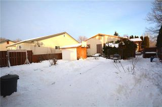 Photo 19: 157 Skowron Crescent in Winnipeg: Harbour View South Residential for sale (3J)  : MLS®# 1901112
