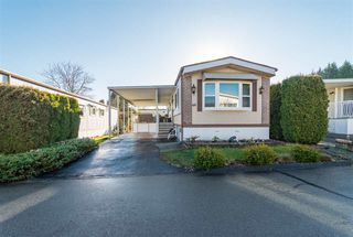 "Main Photo: 44 15875 20 Avenue in Surrey: King George Corridor Manufactured Home for sale in ""SEA RIDGE BAYS"" (South Surrey White Rock)  : MLS®# R2333311"
