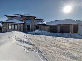 Main Photo: 231 Estate Way Crescent: Rural Sturgeon County House for sale : MLS®# E4146175