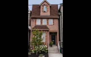 Photo 1: 119 Carlaw Avenue in Toronto: South Riverdale House (3-Storey) for lease (Toronto E01)  : MLS®# E4386176
