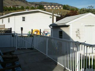 Photo 33: 35 240 G & M ROAD in Kamloops: South Kamloops Manufactured Home/Prefab for sale : MLS®# 150337