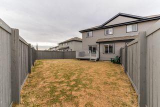 Photo 39: 120 Cranston Place Fort Saskatchewan Half Duplex For Sale E4151350