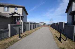 Photo 44: 120 Cranston Place Fort Saskatchewan Half Duplex For Sale E4151350